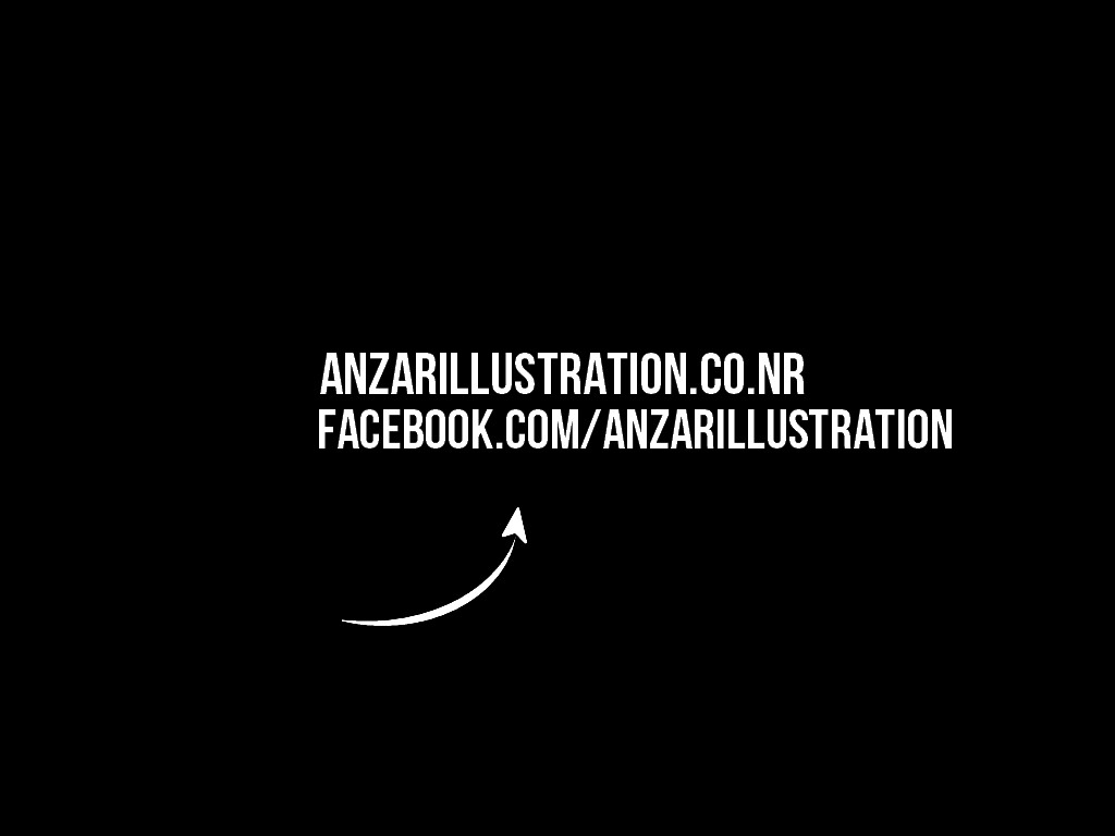 Anzar Illustration